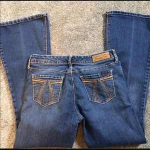 Seven bling jeans size 10